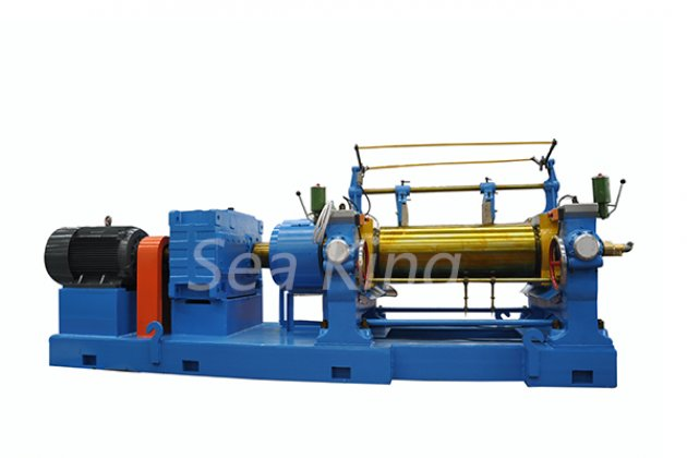 Two Roll Mixing Mill (A)
